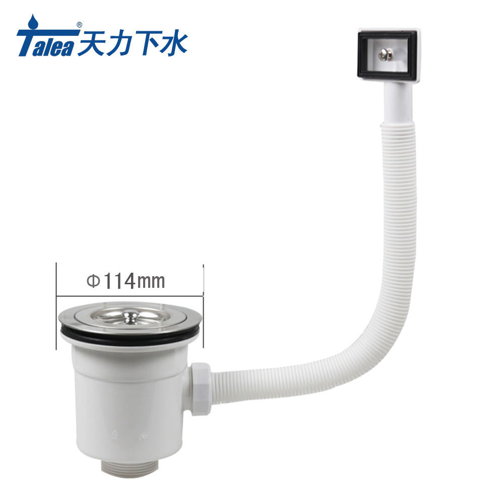Tianli Kitchen Sink Vegetable Basin Drainer Drainer Head Accessories Liftable Filter Cage Cabas luo shui tou Sub-XK277