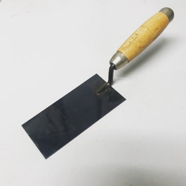 [100% ] JDUN HEAVY DUTY STEEL BRICKLAYING TROWEL - SQUARE (MADE IN SINGAPORE) *TRAIN BRAND GRADE*