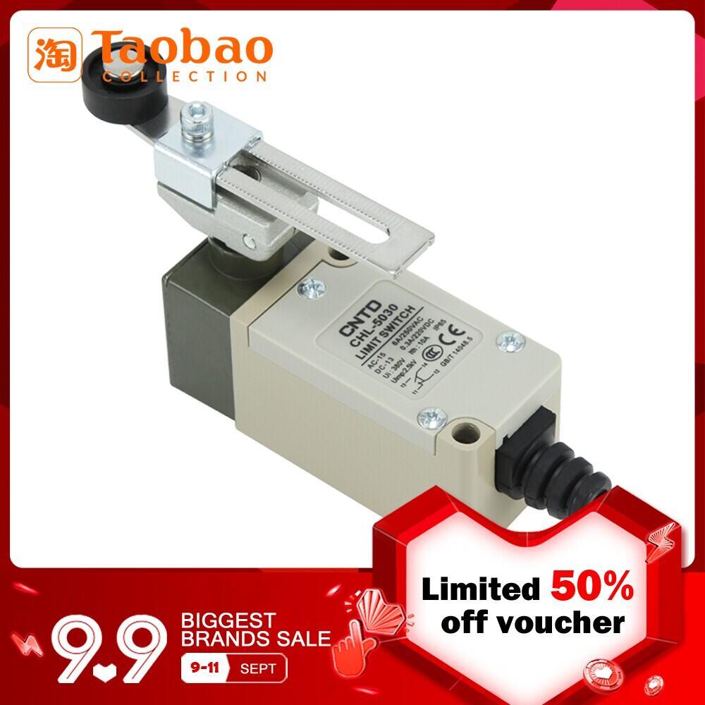 Cntd Cntd Electric Micro Limit Switch Chl-5030 Limit Switch Metal Roller Switch