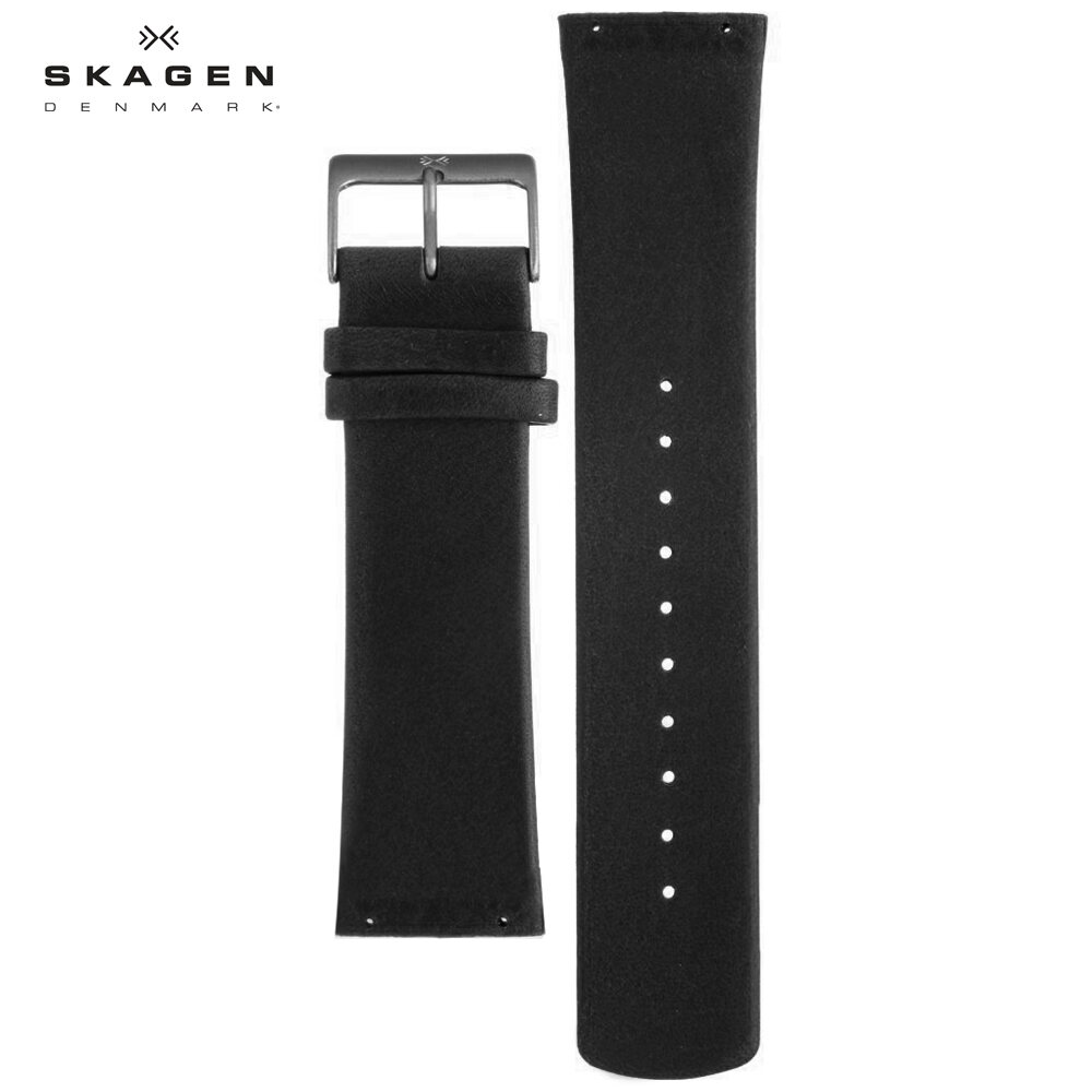 Skagen Leather Watchband Diamond Concave Screw Disassembly Ear Malaysia