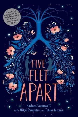 Five feet apart ( Preloved book in 100% new condition ) Malaysia