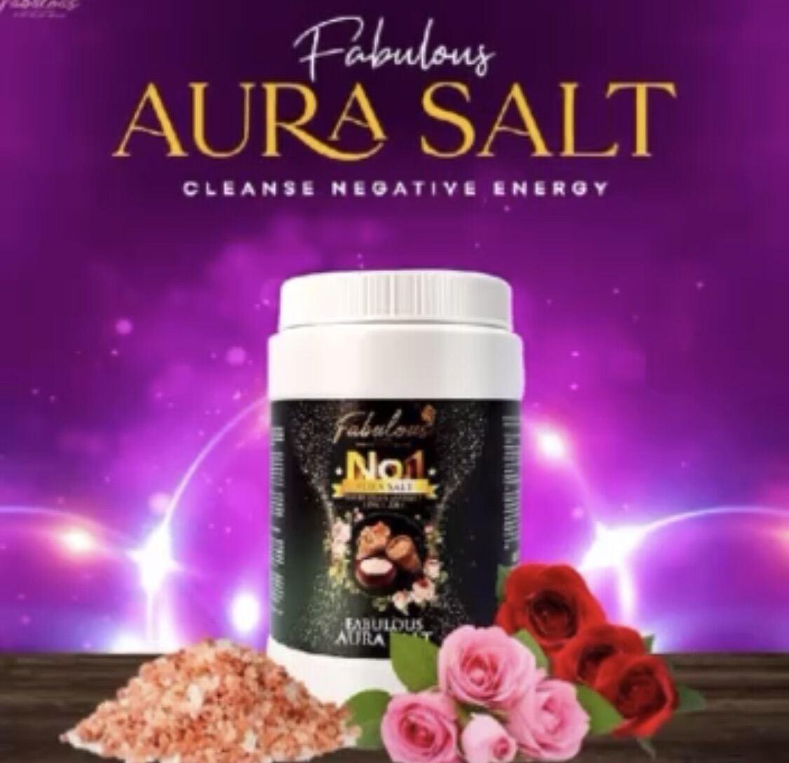Fabulous Aura Salt (Himalayan Salt)