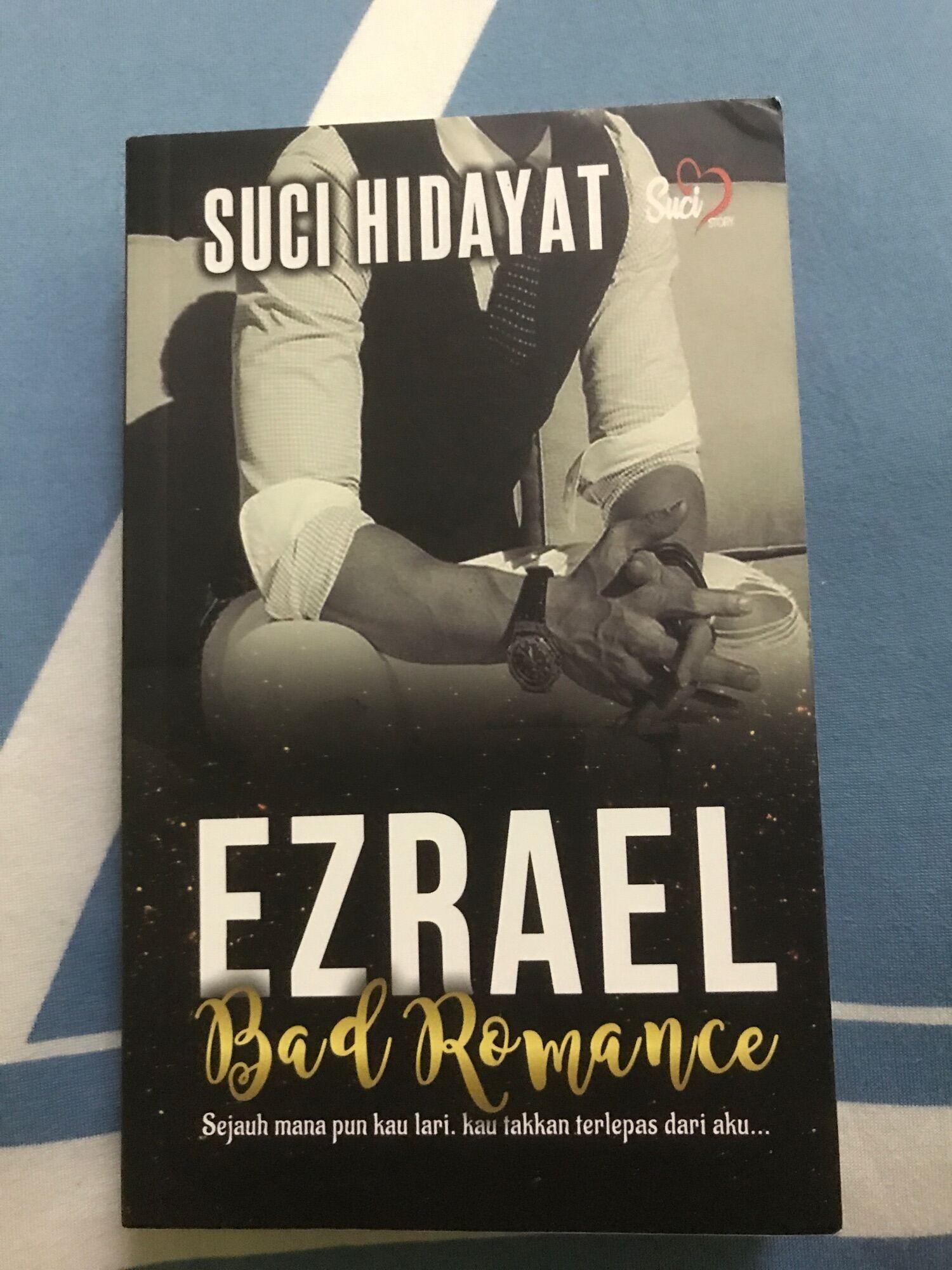 NOVEL BARU EZRAEL BY SUCI HIDAYAT Malaysia