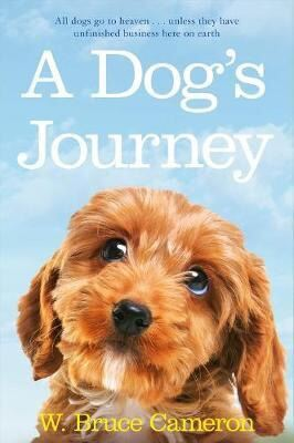 A Dog's Journey ( Preloved book in 100% new condition ) Malaysia