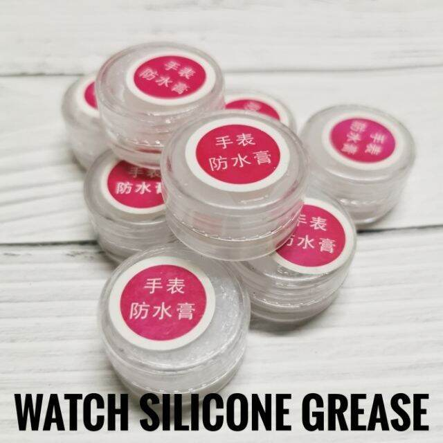 Waterproof Watch Silicone Grease Maintenance Cream Upkeep Repair Restorer Tool For Household Malaysia