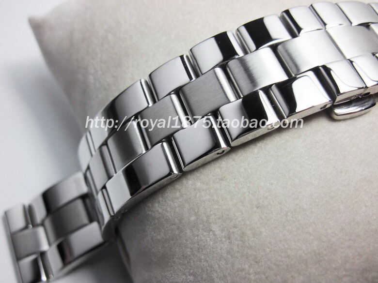 20mm High Quality 304 Stainless Steel Outdoor Diver Leisure Watch Solid Stainless Steel Strap Men Steel Strap Bracelet Malaysia