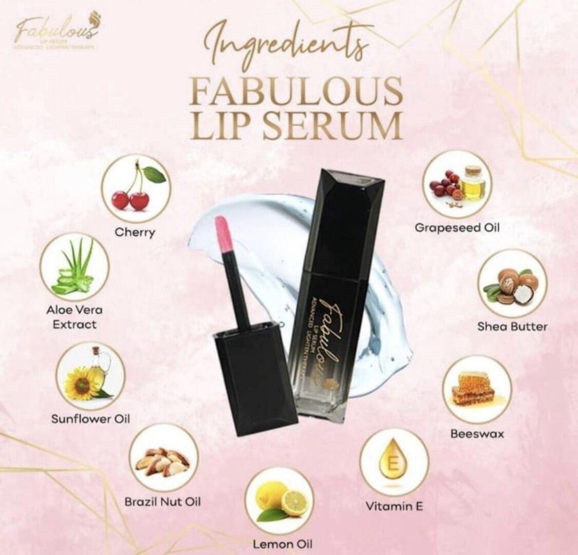 Fabulous Desire Lip Serum - your lip care in hand