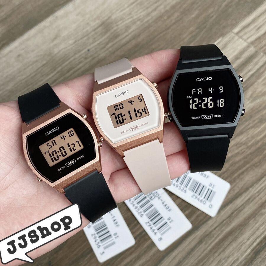 Ladies PVC Strap Watch LW 204 Digital Watch Malaysia