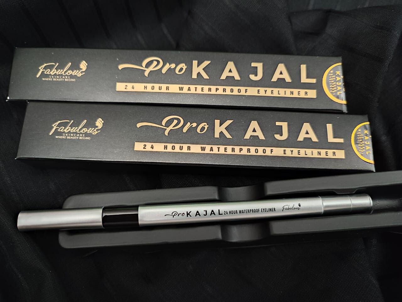 Fabulous Pro Kajal Eyeliner Long Lasting