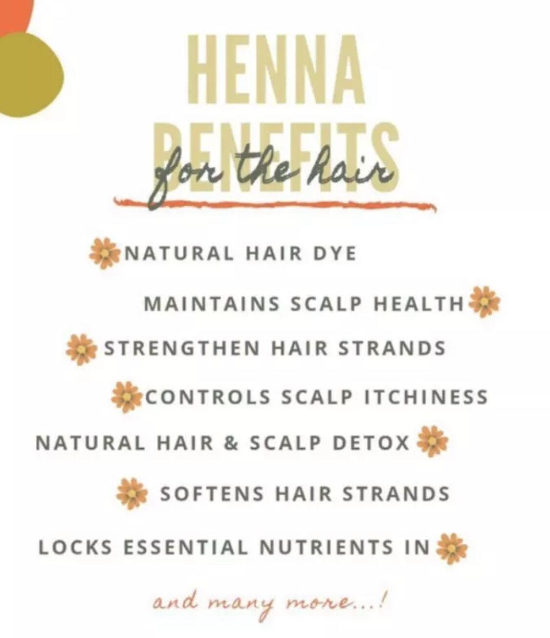 COMBO SET 1 - 2 sets of Ayurvedic Hair Henna Powder (100gm) and 1 bottle of Ayurvedic Hair Care Oil